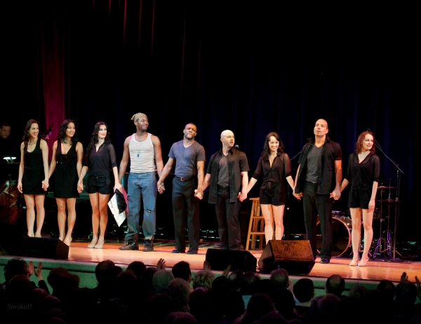 Photo Coverage: Town Hall Presents THE BROADWAY MUSICALS OF 1982