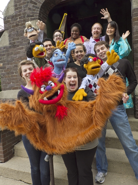 Photo Flash: The Phoenix Theatre Presents Avenue Q
