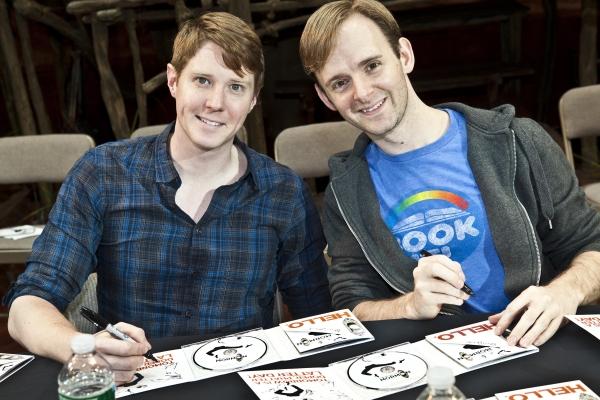 Justin Bohon and Scott Barnhardt Photo