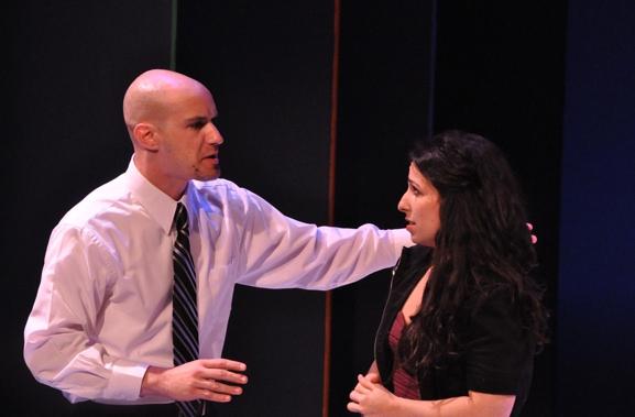 Mick Bonde and Shira Elias