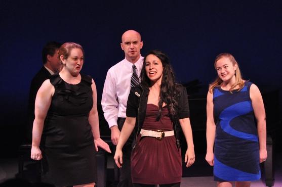 Julie Galorenzo, Mick Bonde, Shira Elias and Kara DeYoe