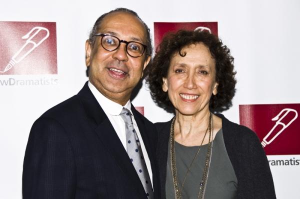 George C. Wolfe & Susan Birkenhead