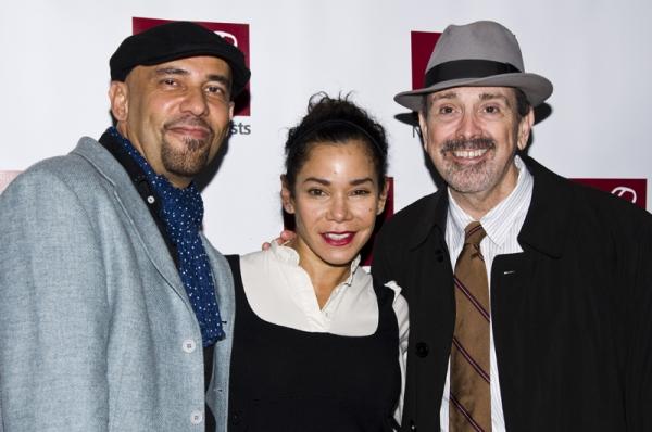Nilo Cruz, Daphne Rubin-Vega & Craig Lucas