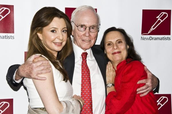 Donna Murphy, Roger Berlind & Emily Mann