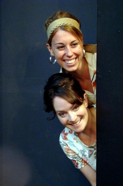 L-R: Chelsea Rossetto, Miranda LeQuire