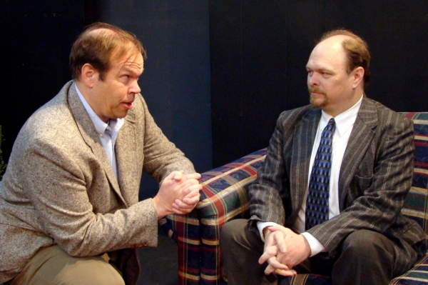 NOW PLAYING:  73rd Avenue Theatre's THE ODD COUPLE
