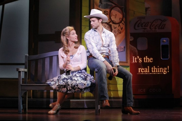 Photo Flash Lucky Guy Production Shots Released