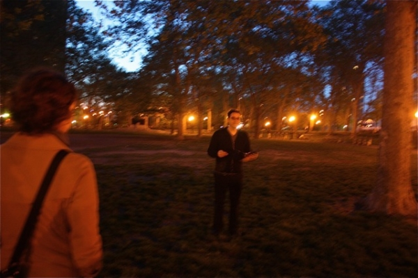 Photo Flash: ESPA's Site-Specific Directing