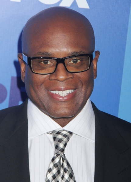 LA Reid at Stars Come Out for For 2011-2012 Season Announcement