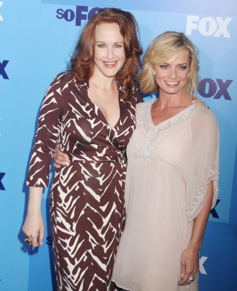 Katie Finneran and Jaime Pressley