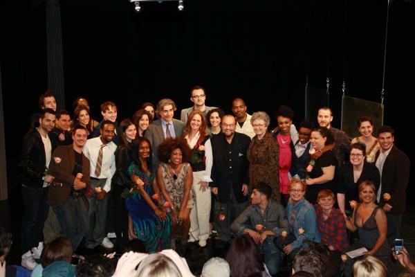Photos: Melissa Leo Welcomes Actors Studio Drama School at Pace