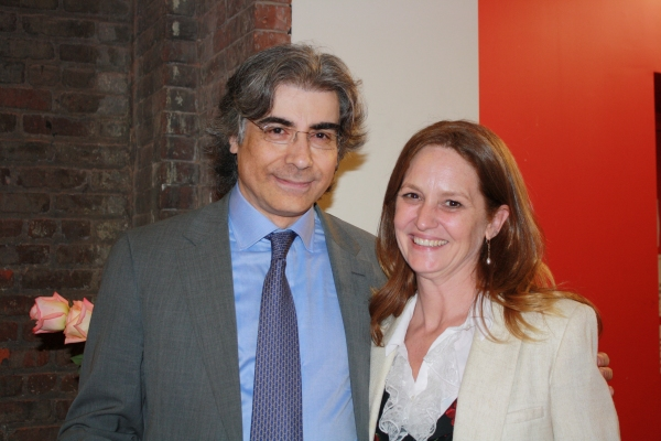 Photo Flash: Melissa Leo Welcomes Actors Studio Drama School at Pace