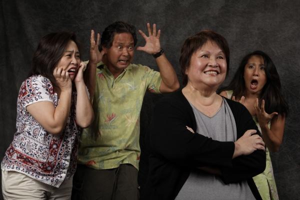 Jodie A. Yamada, Marcus R. Oshiro, Valerie Falla and Nani Morita