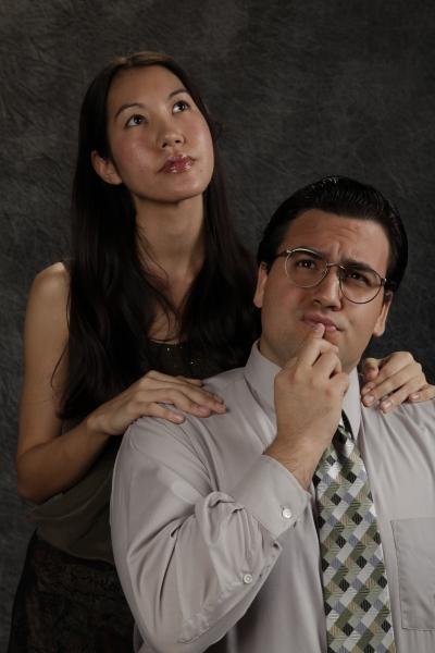 Lacey Perrine Chu and Eric Manke