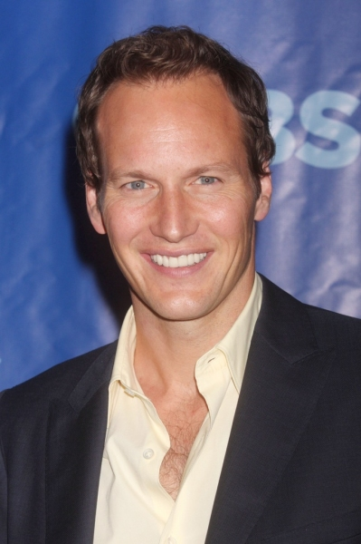 Patrick WIlson at Neil Patrick Harris, Alan Cumming et al. at CBS Upfront Luncheon