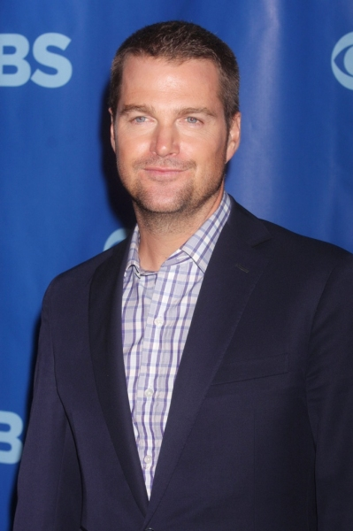 Chris O'Donnell at Neil Patrick Harris, Alan Cumming et al. at CBS Upfront Luncheon