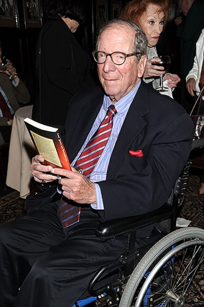 Roy Goodman at 'Jews on Broadway' Book Signing!