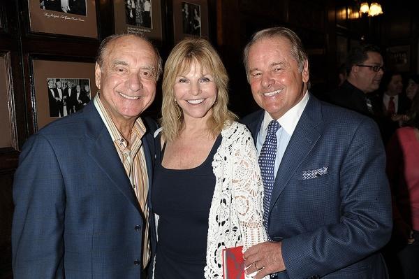 Dick Capri, Judy Gilbert, Rod Gilbert
