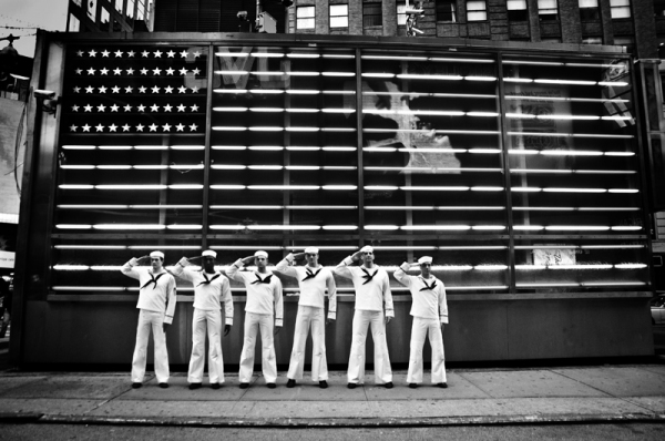 Photo Coverage Exclusive: ANYTHING GOES Celebrates Fleet Week  - Enter Contest to Win Tix!