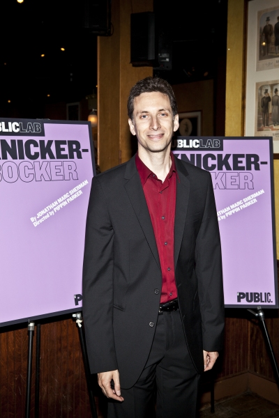 Ben Shenkman at KNICKERBOCKER Opens at the Public - Party Arrivals!