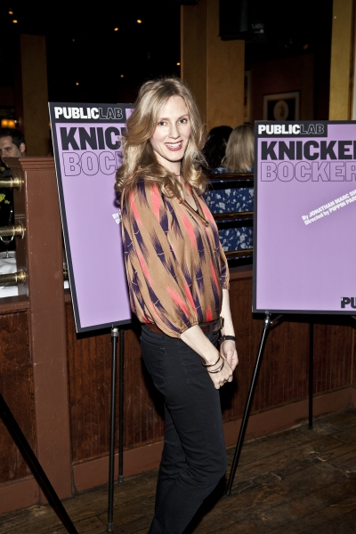 Photo Coverage: KNICKERBOCKER Opens at the Public - Party Arrivals!