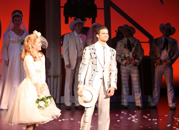 Photo Coverage: LUCKY GUY Opens Off-Broadway