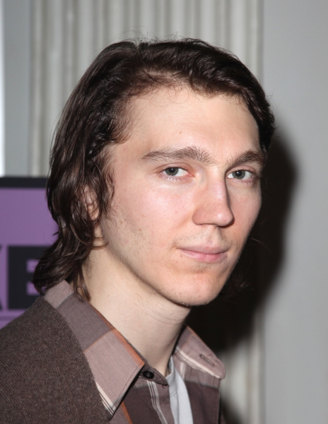 Paul Dano attending the Opening Night Public LAB Production of 'KnickerBocker' at the Public Theater in New York City.