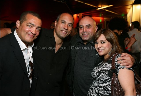Steven Adams, Creator/Performer Roger Guenveur Smith, Culture Clash member actor Herbert Siguenza and Samantha Hernandez