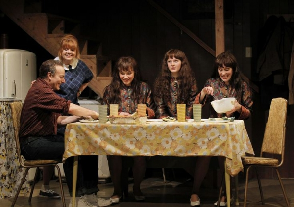 Photo Flash: Production Shots Released for THE SHAGGS!