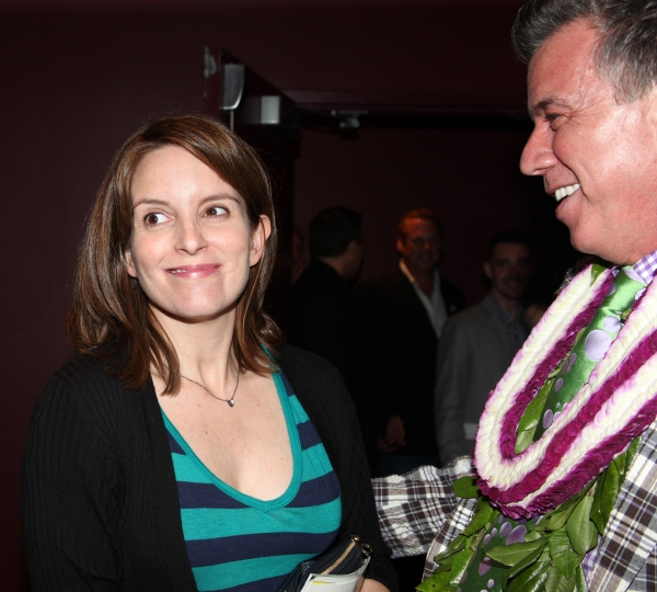 Photo Coverage: LUCKY GUY Opening Night Party!