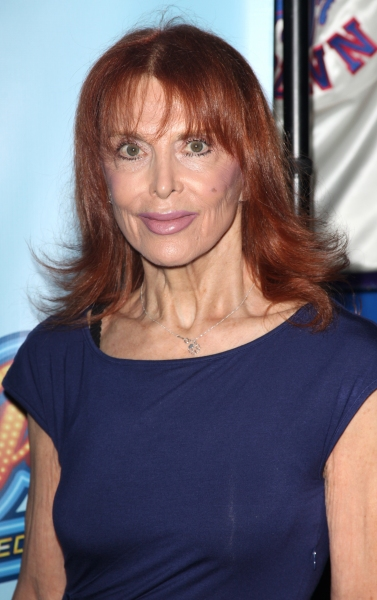Tina Louise attending the Opening Night After Party for 'Lucky Guy' at Planet Hollywood in New York City.