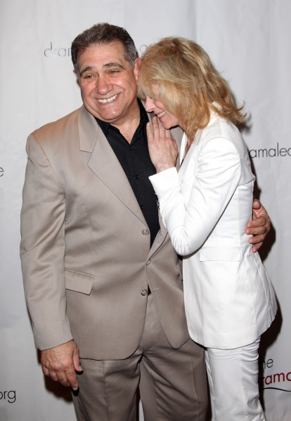 Dan Lauria & Judith Light attending the 77th Annual Drama League Awards at the Mariott Marquis Hotel in New York City. © Walter McBride / WM Photography / Retna Ltd. at 74th Annual Drama League Awards - The Woman