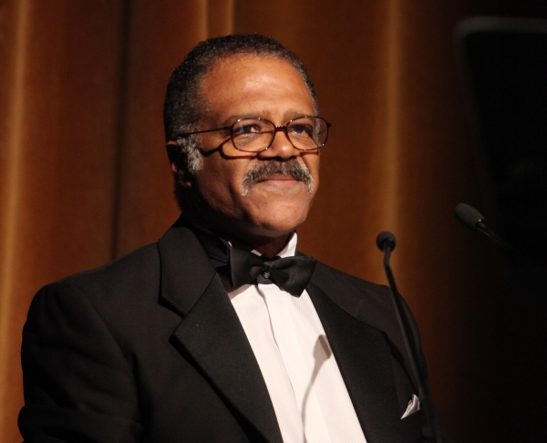 Ted Lange attending the Woodie King Jr's NFT New Federal Theatre 40th Reunion Gala Benefit Awards Presentation in New York City.