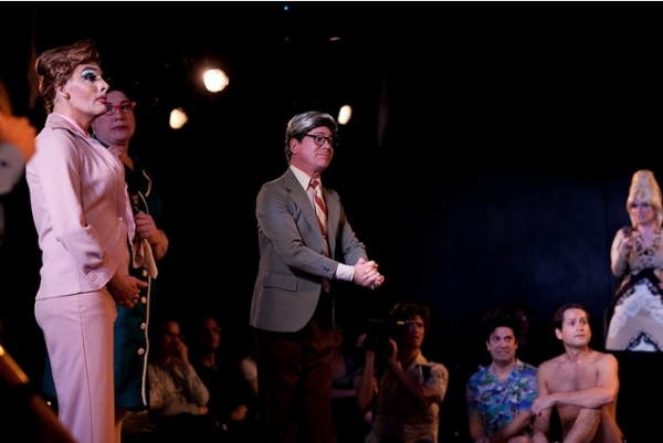 Photo Flash: Hell In A Handbag Presents TROGG! A Musical
