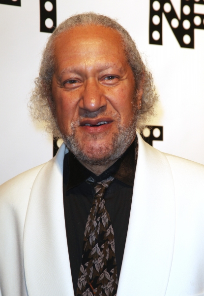 Gary Bartz attending the Woodie King Jr's NFT New Federal Theatre 40th Reunion Gala Benefit in New York City.