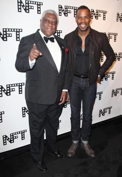 Photos: NFT 40th Reunion Awards Starry Gala Arrivals