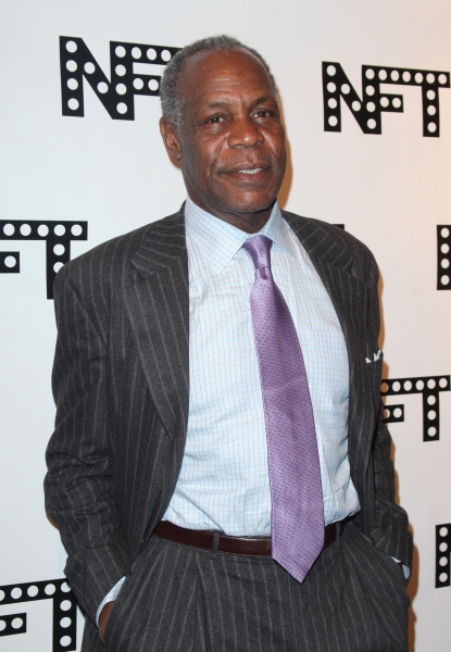 Danny Glover attending the Woodie King Jr's NFT New Federal Theatre 40th Reunion Gala Benefit in New York City.