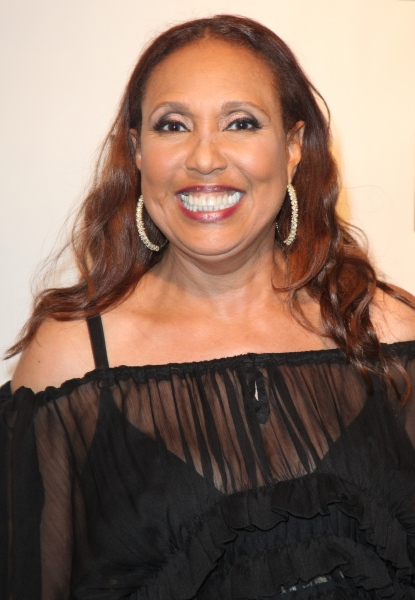 Thelma Hopkins attending the Woodie King Jr's NFT New Federal Theatre 40th Reunion Gala Benefit in New York City.