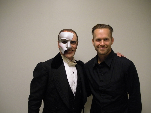 Anthony Crivello, Bob Harper