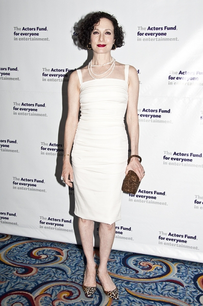 Photo Coverage: The Actor's Fund Honors Bebe Neuwirth and Al Pacino