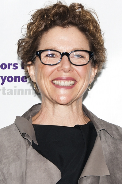 Annette Benning at The Actor's Fund Honors Bebe Neuwirth and Al Pacino