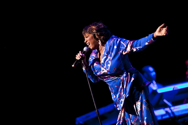 Photo Coverage: Patti LaBelle & NY Queens Hospital Honor Eugene Lang