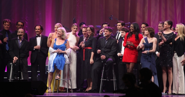 The Nominees... during the 56th Annual Drama Desk Awards Ceremony  Opening at Hammerstein Ballroom in New York City.