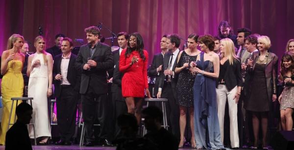 Photos: 56th Drama Desk Awards Show Opening!