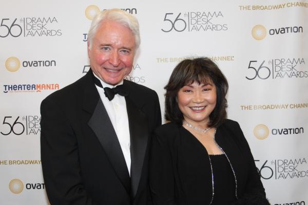 J.R. Sullivan and Cheryl Hamata
