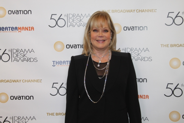 Candy Spelling at 2011 Drama Desk Awards Arrivals - Part 2