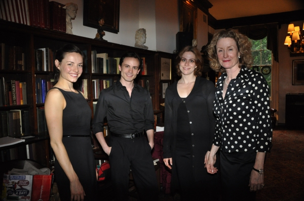 Victoria Haynes, Will Bradley, Jessie Austrian and Lisa Banes