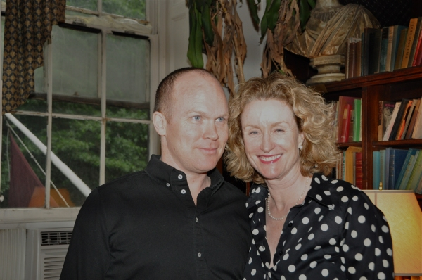 James Joseph O'Neil and Lisa Banes