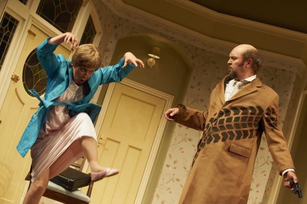 Photo Flash: Vienna's English Theatre's FUNNY MONEY