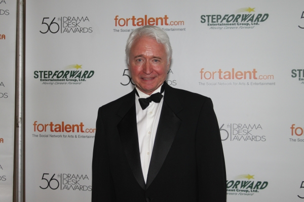 J.R. Sullivan at 2011 Drama Desk Awards - The Press Room